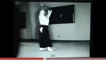 o-Sensei-hanmi-youtube - Aiki Dojo (Aiki Shuren Dojo)