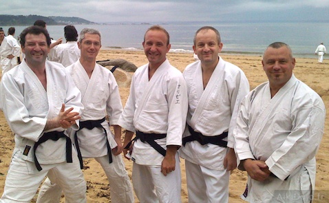 Stage FSCF Aikido Inter-club à Lannion