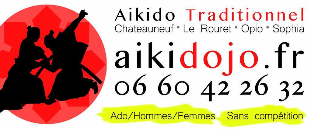 Aiki Dojo Azur - Aikido à Nice / Grasse et sa région