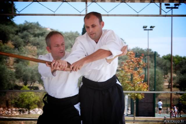 Demonstration Aikido