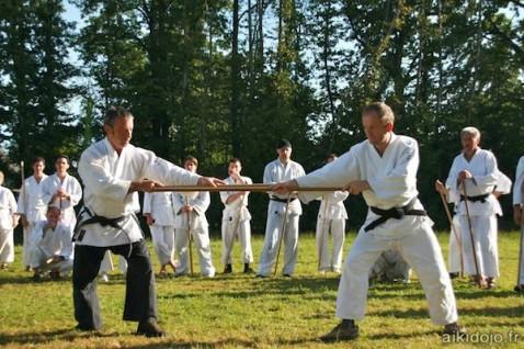 Aikido Auray 2007