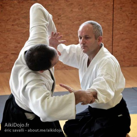Stage Aikido 54-Champigneulles 10/2014