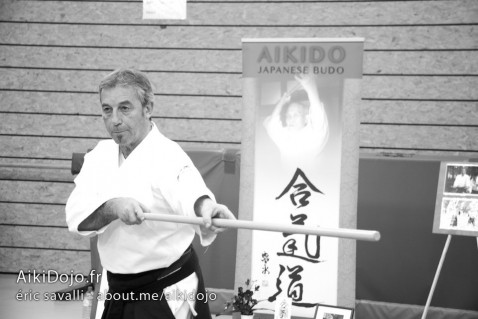 Stage Aikido Daniel Toutain - Aiki Dojo Azur - © eric savalli