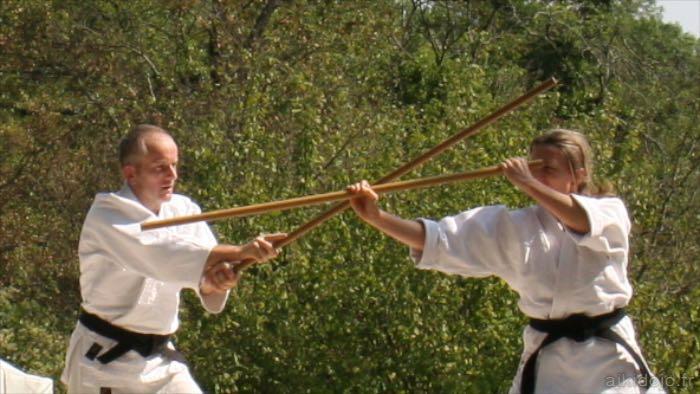 Aikido - Forum des assocations à Bar s/Loup