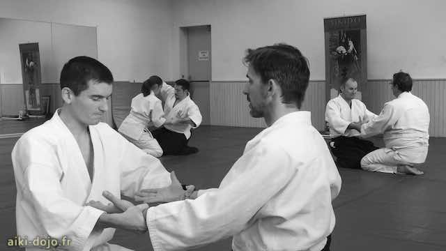 Stage Aikido - Aiki Dojo Azur - Eric Savalli - 11/2015