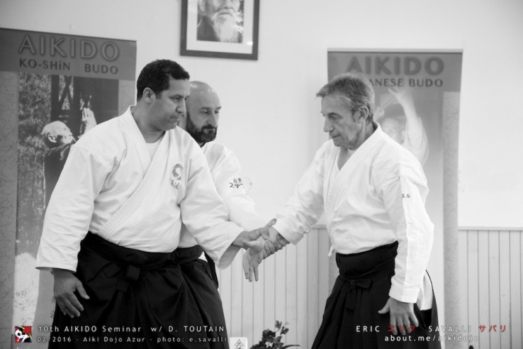 Seminar with Daniel Toutain and Sonia Tomioka-Toutain