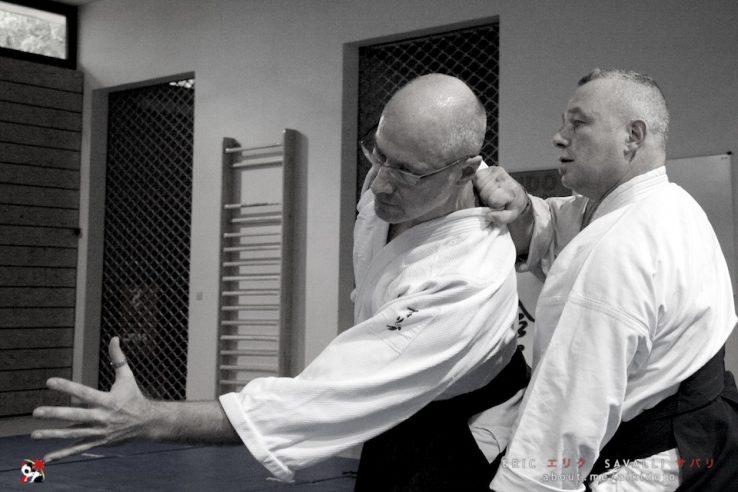 Stage Aikido 11/2011 - Serge Maniey - Aiki-Dojo.fr