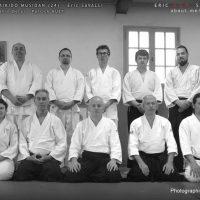 Stage Aikido à Mussidan 04/2016 avec Eric Savalli