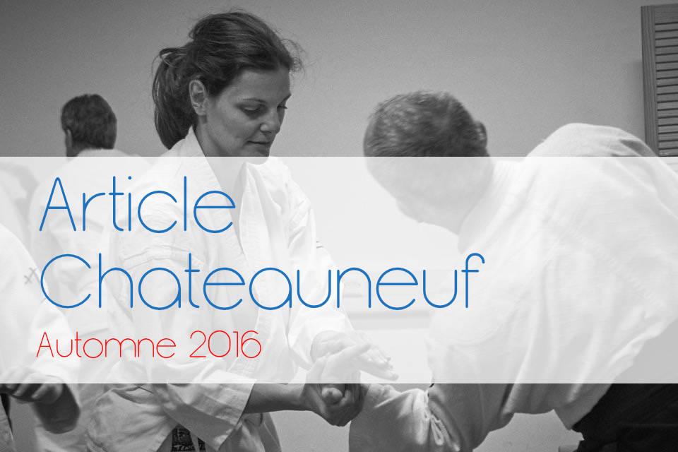 Article - Grasse Automne 2016