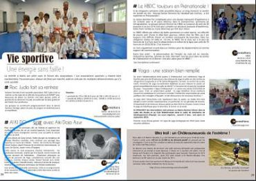 Vie Sportive - Chateauneuf article