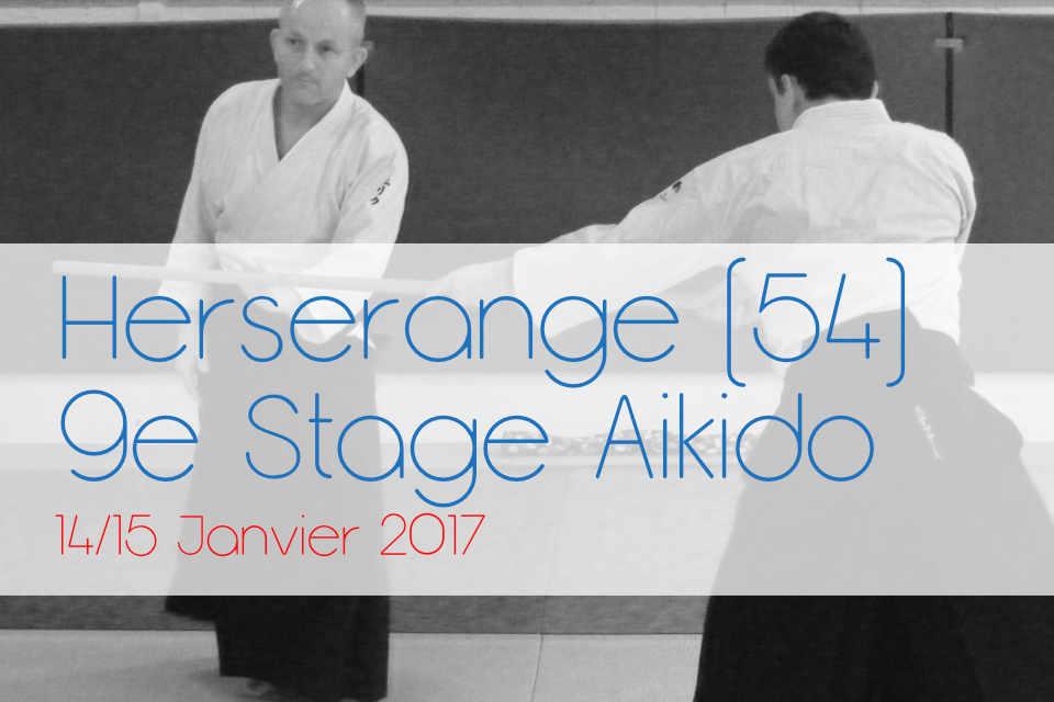 Stage Eric Savalli / Herserange 2016