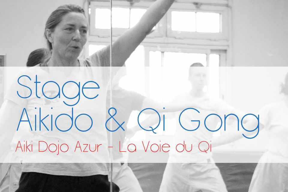 Stage Aikido & Qi-Gong - Aiki Dojo Azur & La Voie du Qi