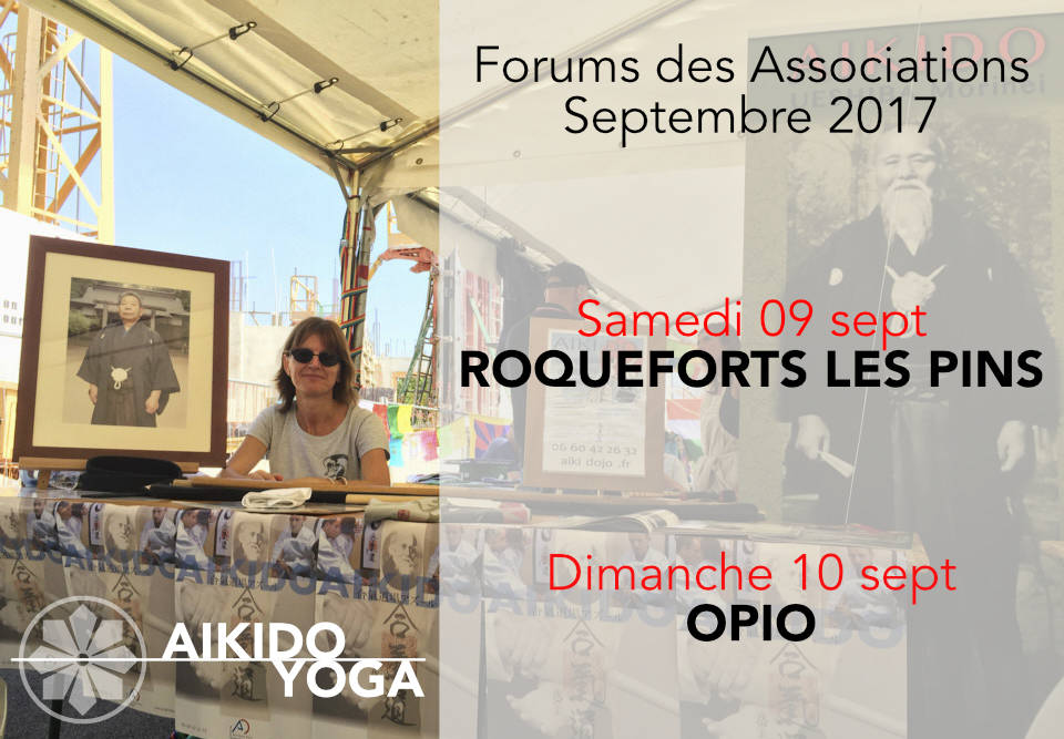 2017-forums des association - Opio - Roquefort les Pins
