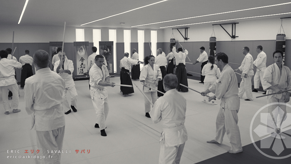 Stage Aikido / Yoga / Qi-Gong à Chateauneuf de Grasse / Sophia Antipolis