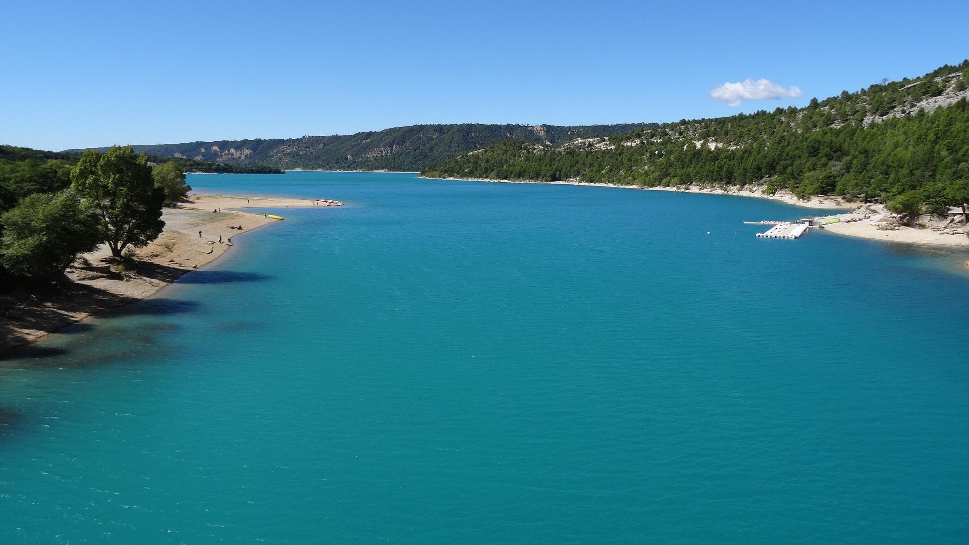 Stage au Lac de Sainte-Croix - Verdon