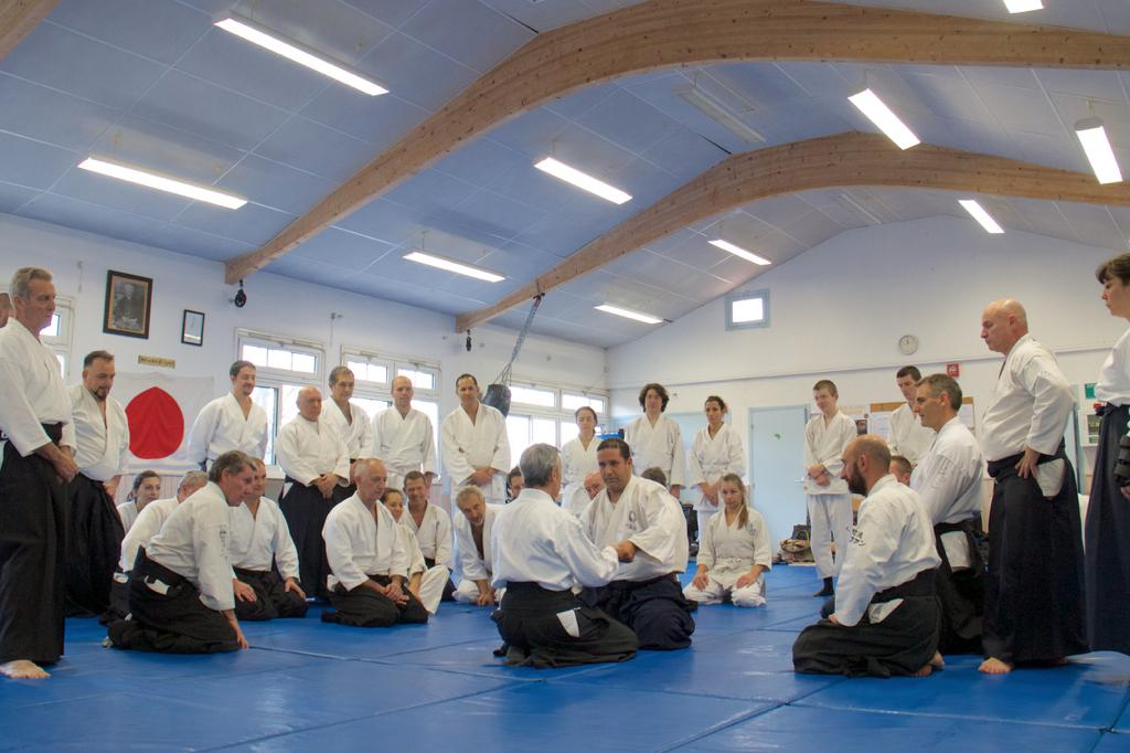 Stage Aikido Daniel Toutain