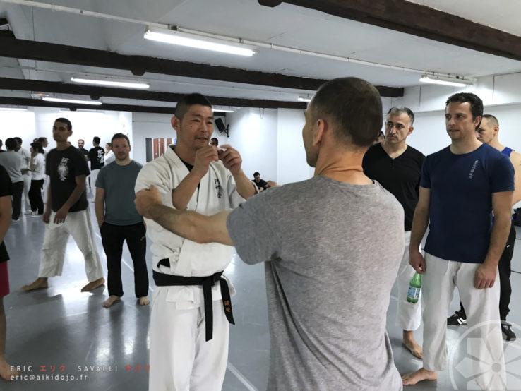 Aunkai - Lyon 10/2018 - Manabu Watanabe