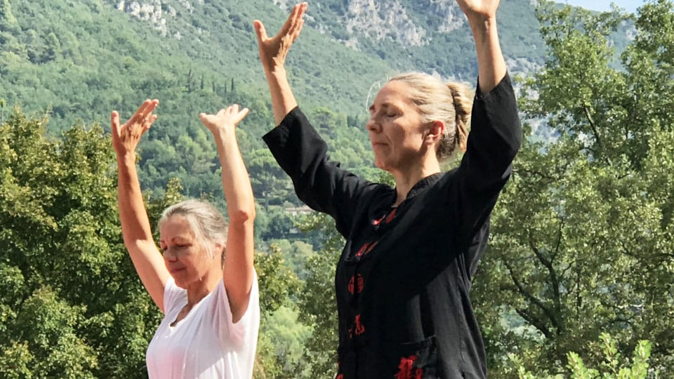Qi Gong au forum des associations