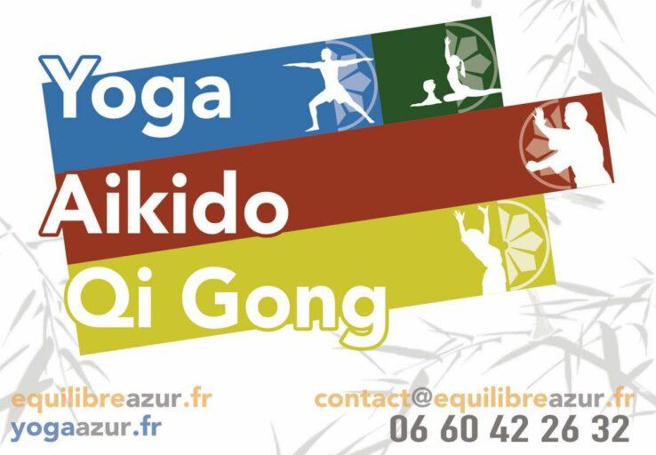 YOGA - AIKIDO - QI-GONG